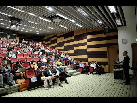 IAS Distinguished Lecture: Sir Michael Moritz (31 Mar 2014)