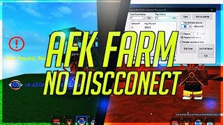 HOW TO AFK FARM WITHOUT GETTING DISCONNECTED - Super Power Training Simulator (Roblox)