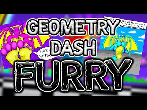 A FURRY GEOMETRY DASH CREATOR (Tickle GD)