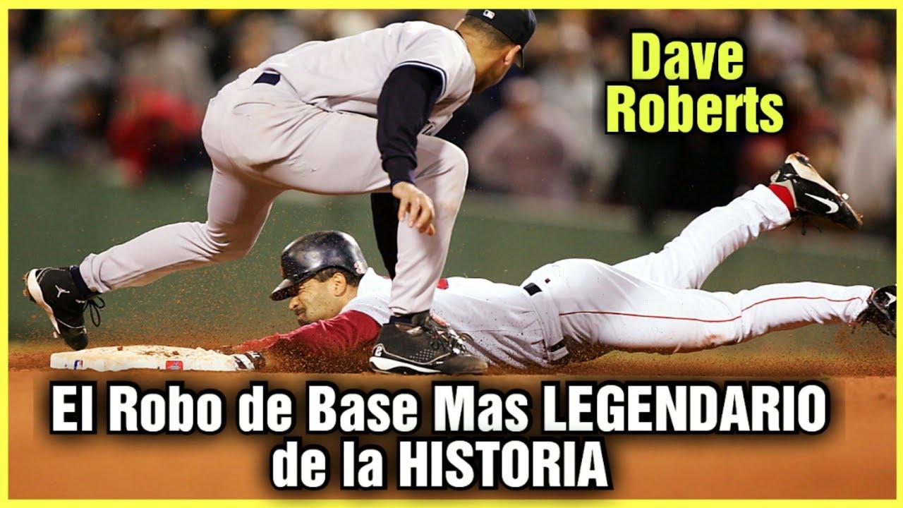 Así Fue El ROBO De BASE Mas Épico De La Historia En La MLB