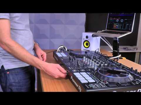 Pioneer DDJ-RZ Rekordbox Controller Review & Talkthrough
