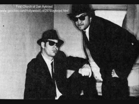 Blues Brothers -Karaoke - Backing Track - Guilty