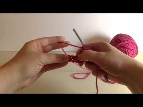 Learn To Crochet In An Hour – Single Crochet Stitch