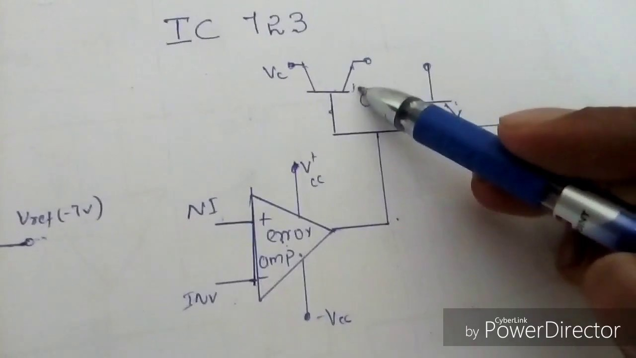Ic Block Diagram Trusted Wiring For Ttl Multiplexer 74hc153 Tikz Example 723 Voltage Regulation And Functional Youtube Kenwood 600 Amp