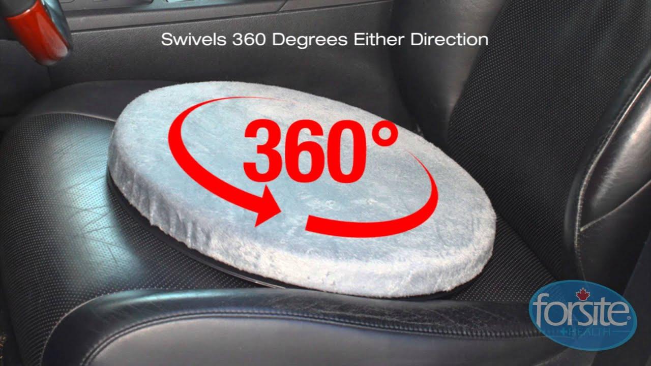 Forsite Health Deluxe Memory Foam Swivel Seat FH1021