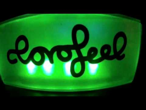 Clorofeel Music LED Light Box