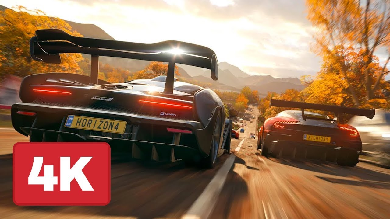 forza horizon 4 on pc at max settings looks incredible 4k youtube. Black Bedroom Furniture Sets. Home Design Ideas