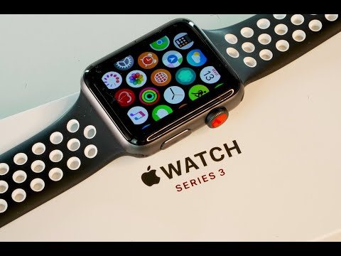 Apple Watch Series 3 - Unboxing & Review \ 38mm GPS & 42mm Cellular (EVERYTHING YOU NEED TO KNOW)