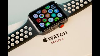 Apple Watch Series 3 - Unboxing & Review 38mm GPS & 42mm Cellular (EVERYTHING YOU NEED TO KNOW)