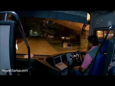 RSRTC Scania Bus
