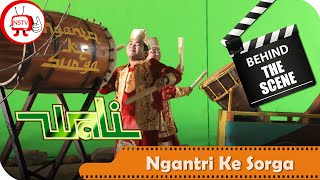 Wali Band  - Behind The Scenes Video Klip Ngantri Ke Sorga - NSTV - TV Musik Indonesia