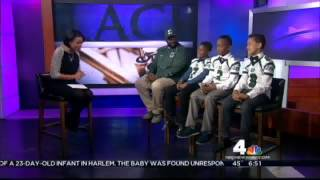 Positively Black  Harlem Jets   NBC New York