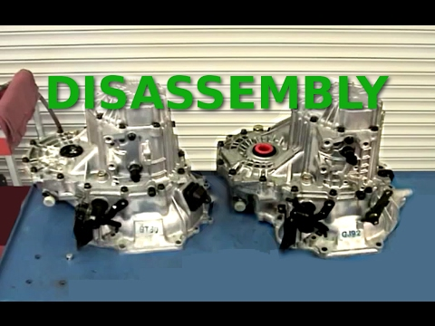 Фото к видео: How to Disassemble a Manual Transmission - Hyundai Elantra -Transmission Disassembly