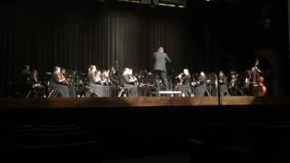 germantown high school symphonic band playing candide