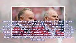 VIDEO: FC Bayern: Mega-Deal mit BMW ist geplatzt