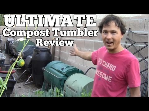 Ultimate Compost Tumbler Review: 12 Composters Compared