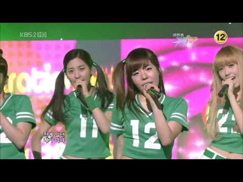 [100305] SNSD - Oh! , Music Bank