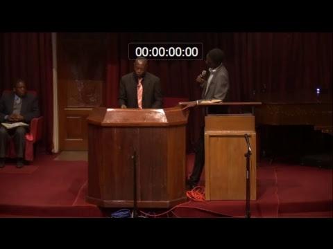 The Works That I Do Bear Witness Of Me - Pastor A Mabvuva (Muzarabani)