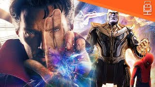 Doctor Strange vs Thanos & The Black Order is about Bending Reality