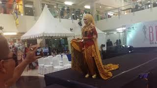 LIGA DANGDUT INDONESIA BAIQ GITA NTB LIVE MATARAM MALL