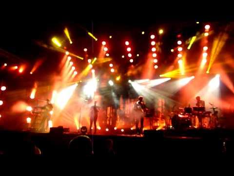 alt-J (∆) - Nara (live in Israel, August 23, 2015) - HD