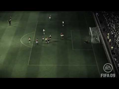 Fifa 09 Bicycle Kick
