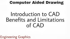1. CAD | Definition, Benefits and Limitations