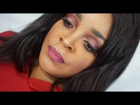 "Dose of colors Blushing Berries Valentine""s Day Look"