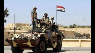 أخبار عربية | #الجيش_المصري يقضي على عشرات الإرهابيين شمالي #سيناء