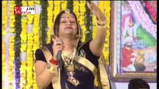 कीर्तन की है रात बाबा आज थाने आनो है ,AASHA VAISHNAV HIT BHAJAN Neelam Live 2016
