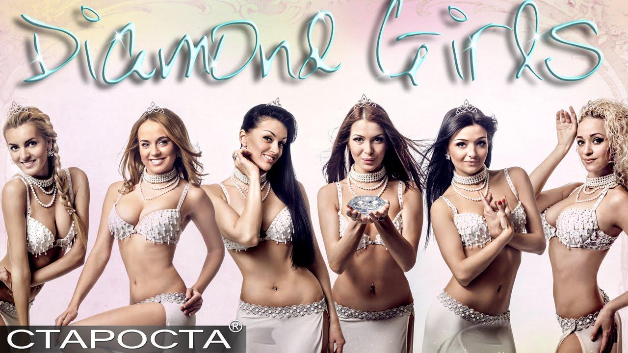 Эротические шоу diamond girls клуб синхронного плавания москва