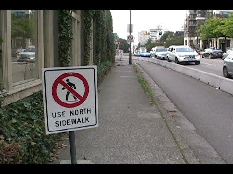 Perils For Pedestrians 196: Vancouver 1