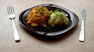 Вкусно и полезно - Тушеная морковь.