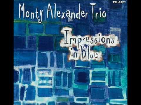 "Monty Alexander Trio — ""Impressions In Blue"" [Full Album] (2003)"