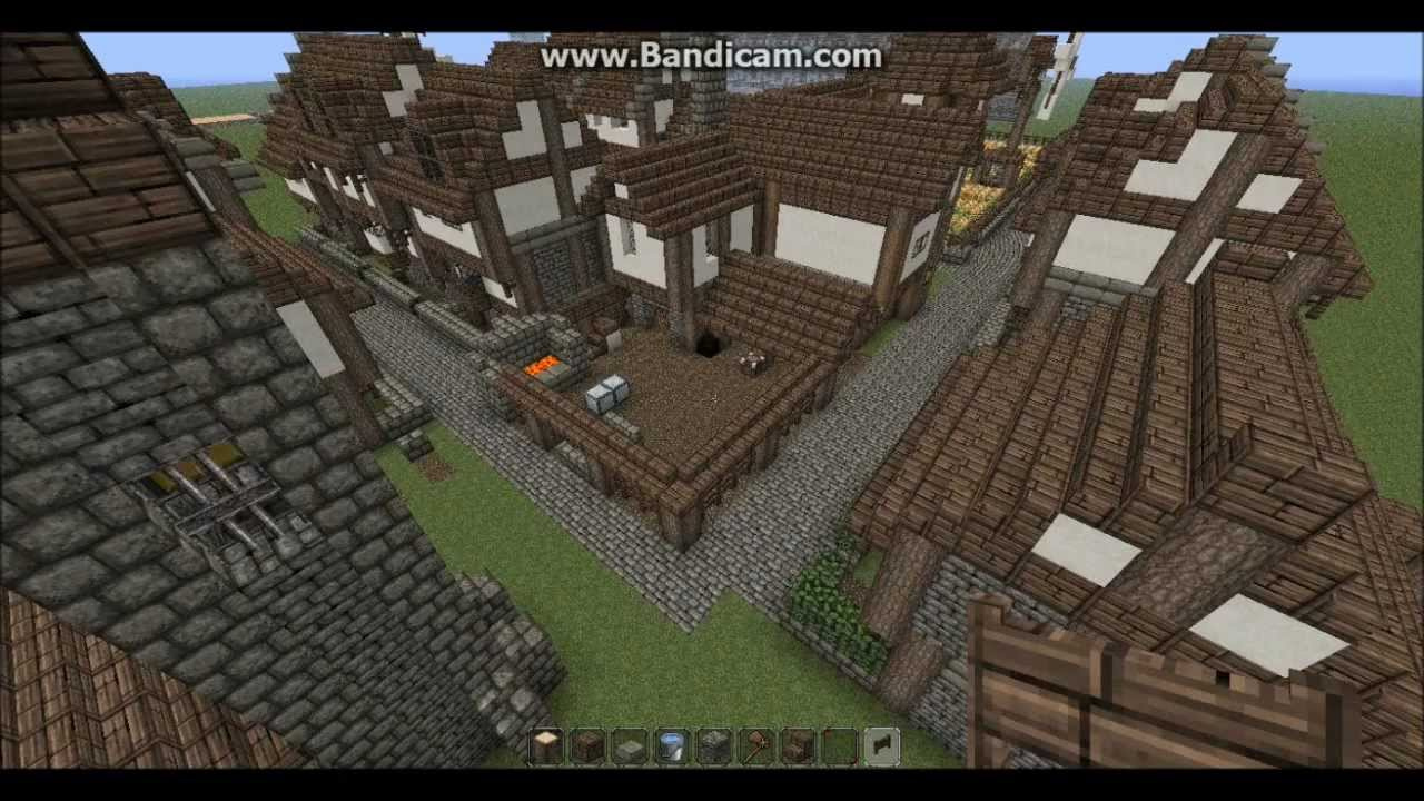 Church monastery town preview minecraft modular medieval town church monastery town preview minecraft modular medieval town tutorial 08 youtube malvernweather Images
