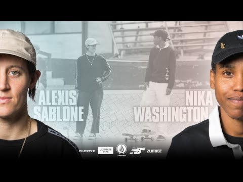 Alexis Sablone & Nika Washington: Head To Head   WBATB