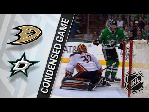 03/09/18 Condensed Game: Ducks @ Stars