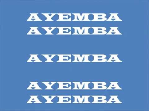 Uncle MAF wan Forgwe in Aye Mbaa 25 min Medley.