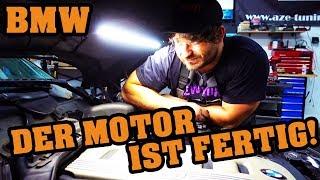 ARMER BMW E60 🛠 MOTOR? = E60 = FERITG! 🛠 #MRDOIT #BMW #E60 #LIQUIMOLY