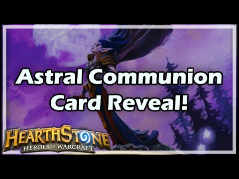 Kripp - Astral Communion Card Reveal