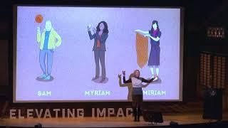Maggie De Pree - Portland State University Elevating Impact Summit