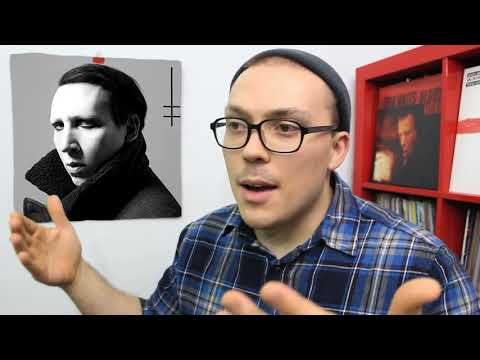 Marilyn Manson - Heaven Upside Down ALBUM REVIEW