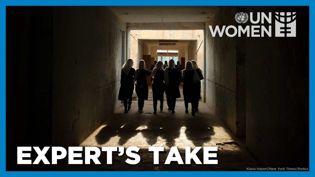 The fight for women's and girls' rights in a changing Afghanistan  - 16:56-2021 / 10 / 12