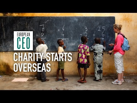 Foreign aid: Charity shouldn't start at home | European CEO