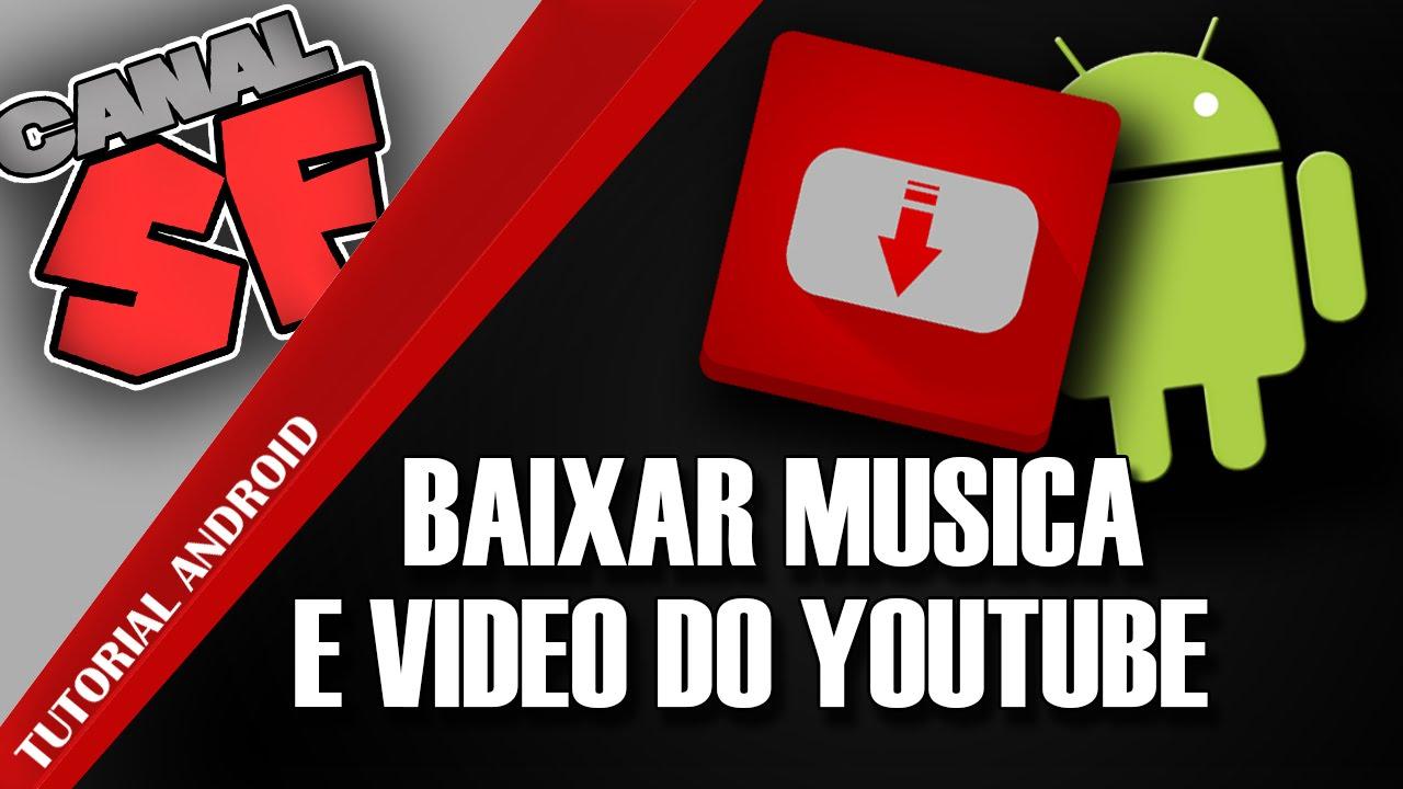 BAIXAR MUSICAS DO YOUTUBE E CONVERTER EM MP3