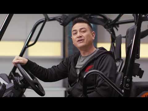 "2018 Honda Pioneer 700-4 ""Middle Child"""