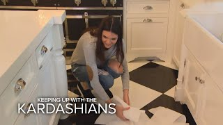 Kendall Gets Into Deep Doo-Doo With Kris | Keeping Up With the Kardashians | E!