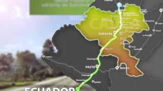Proyecto vial Popayán-Santander de Quilichao