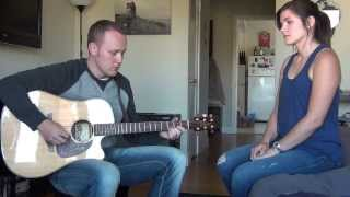 "Miranda Lambert - ""Over You"" (Acoustic Cover by Jonathon Fortier & Hope Virden)"