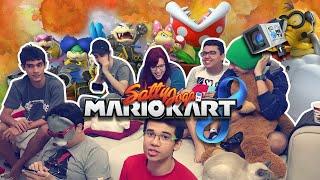 MARIO KART MUITO L0K0 | Satty Joga feat. Rato Borrachudo, Zelune, Daorale, Rik, Caio e Emisu